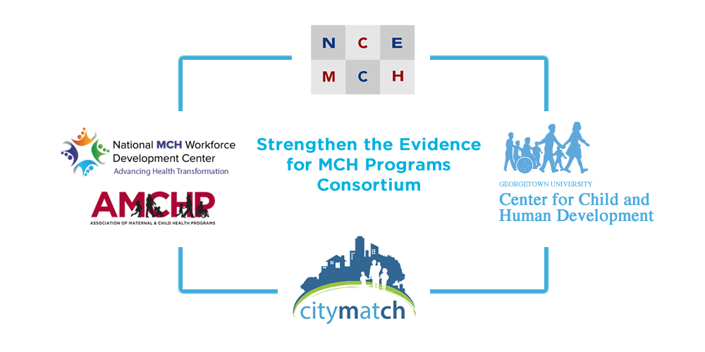Strengthen the Evidence for MCH Project Consortium includes 4 partners
